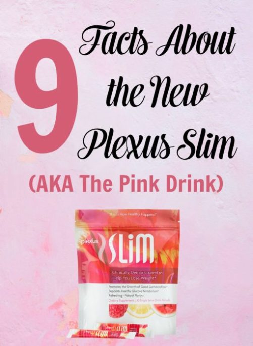 9 facts about plexus slim